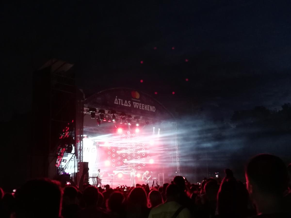 Фестиваль Atlas Weekend в 2021 году состоится, но в другом формате / фото Марина Григоренко