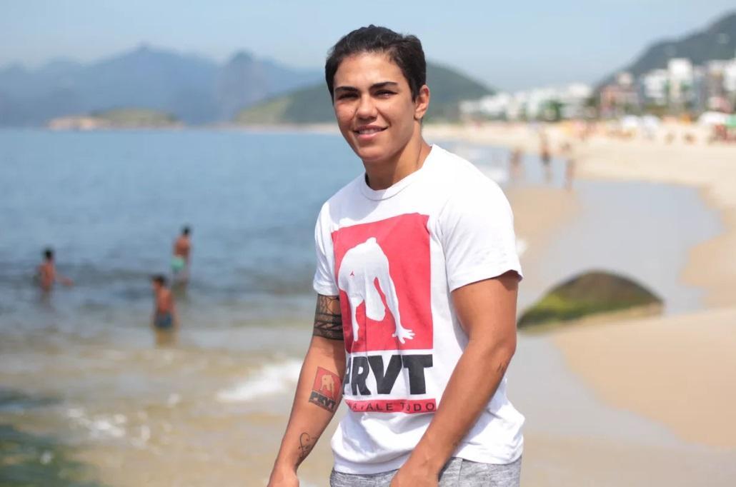 Джессика Андраде / MMA Fighting