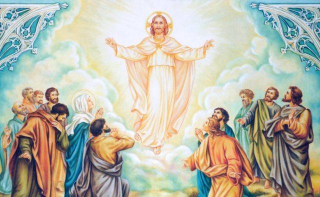 Картинка Вознесіння господнє
