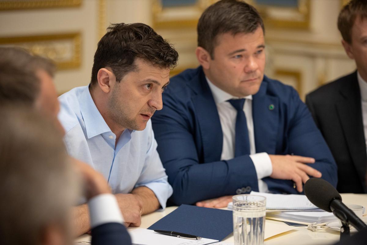 Зеленский позвонил Богдану и сказал ему, что он неправ / REUTERS