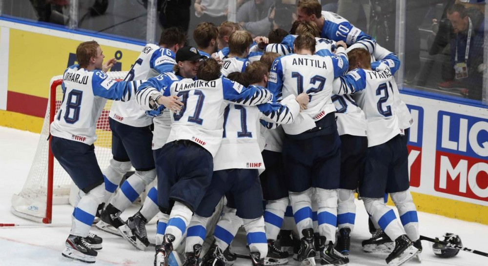 2019 Ice Hockey World Championship Results And Results Of All