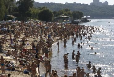 Сьогодні у Києві триматиметься спека, температура до +29°