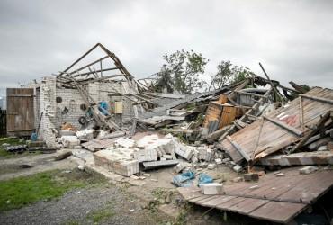 Польща постраждала від повеней і смерчу
