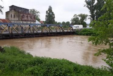 На западе Украины продолжают ликвидировать последствия непогоды