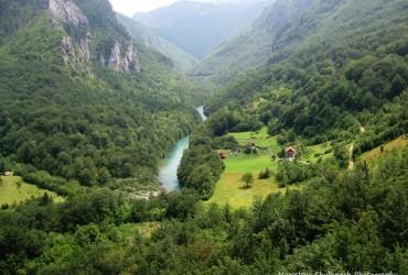 У Чорногорії туристичний потік зменшився на 92% через пандемію