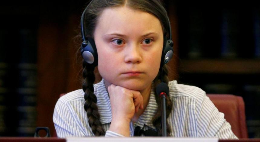 16-річна екоактівістка Тунберг стала обличчям нового номеру Time (фото)