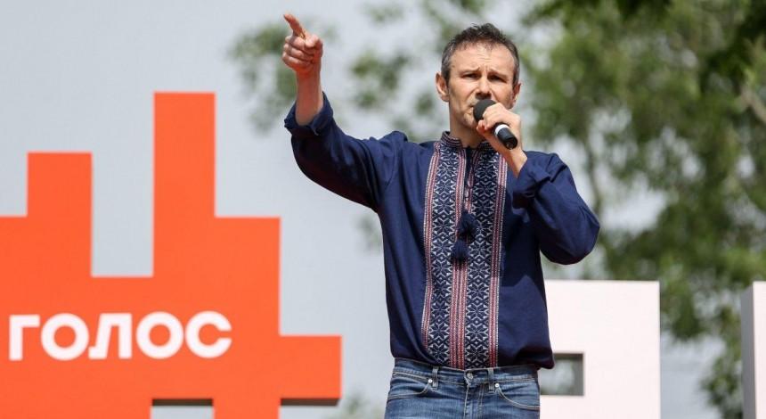 """В партии """"Голос"""" заявили о попытке фальсификации результатов выборов на округе Львовщины"""