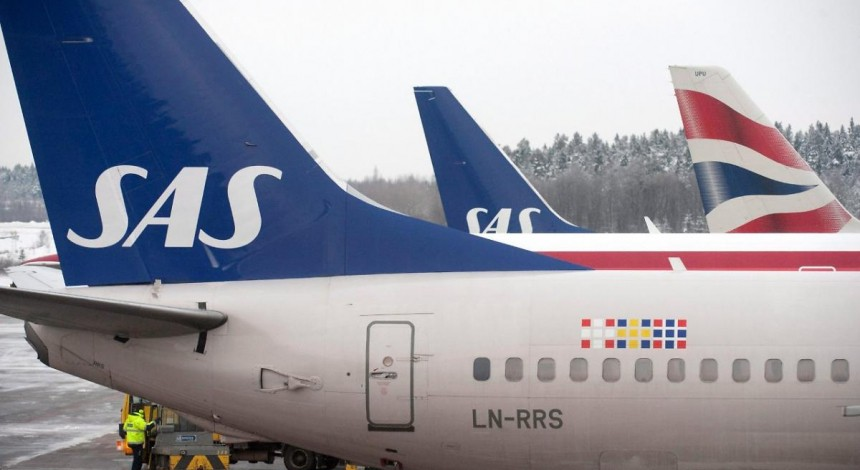 Norway's SAS to launch Kyiv-Oslo flights in Oct