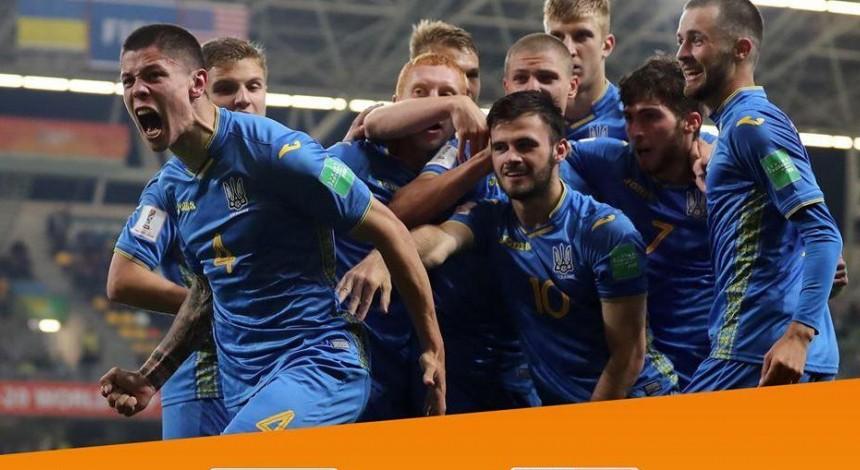 Молодежная сборная Украины по футболу стартовала на чемпионате мира с победы над США