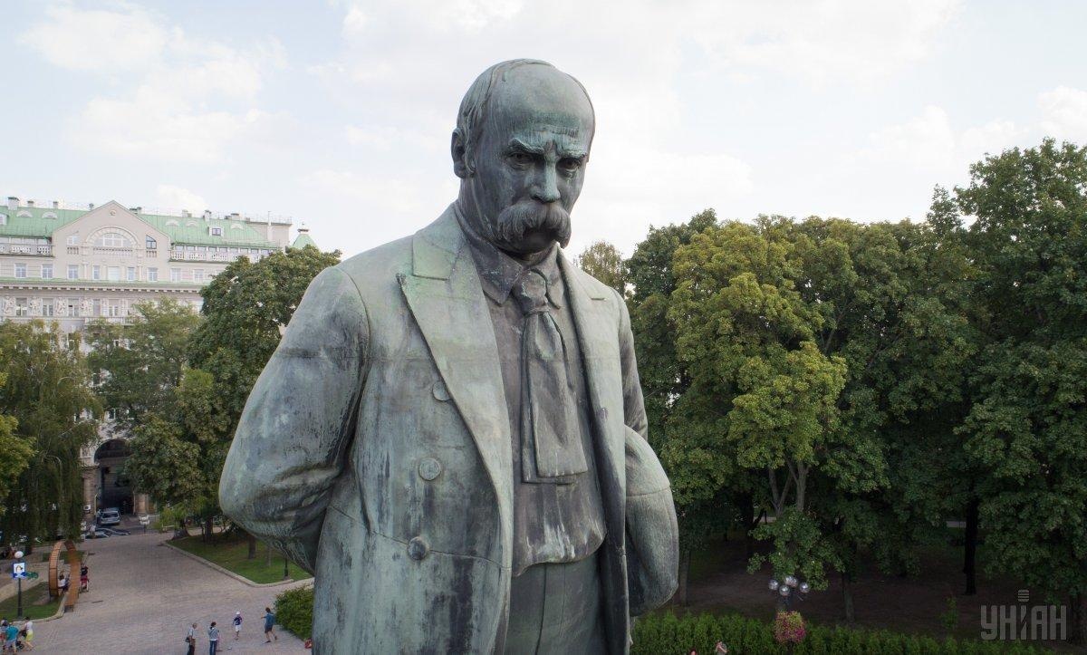 9 июля 1961 года в канадском Виннипеге был открыт памятник Великому Кобзарю Тарасу Шевченко / УНИАН