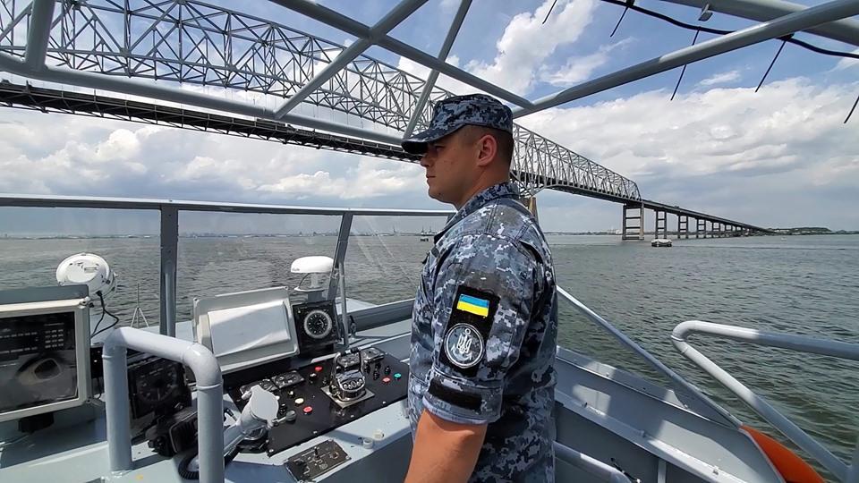 Катери типу Island знаходяться на завершальній стадії випробувань / фото facebook.com/navy.mil.gov.ua