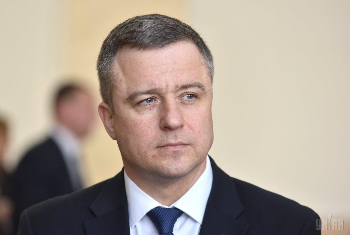 Ukrainian Presidential Commissioner for Children's Rights Mykola Kuleba / Photo from UNIAN
