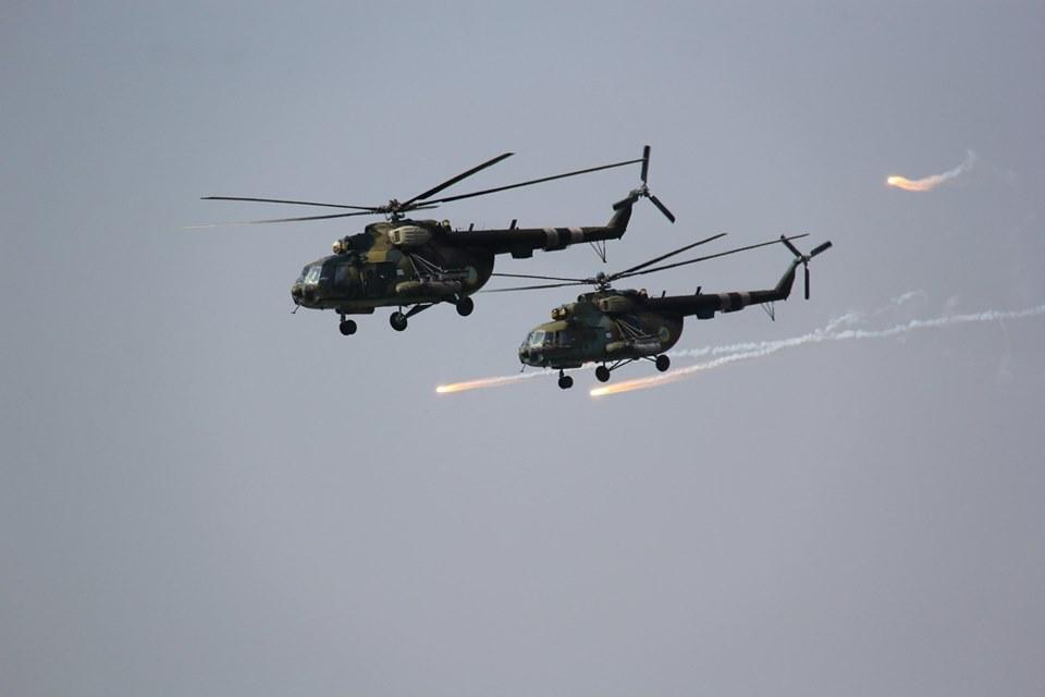 Пограничники получили два вертолета / иллюстрация / пресс-служба ООС