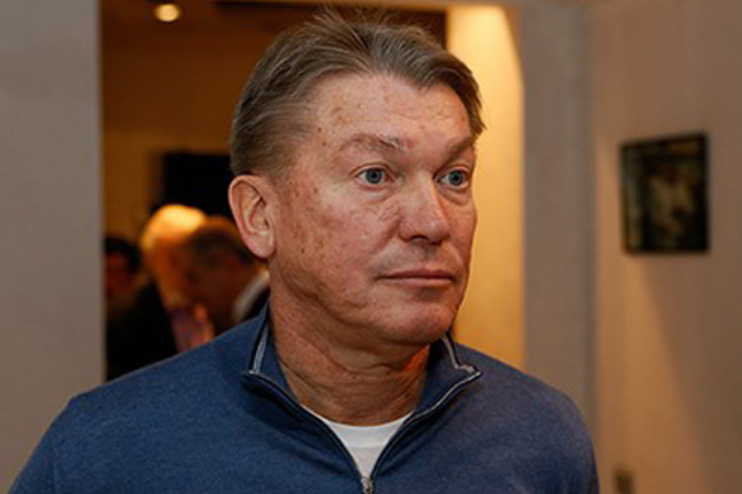 Олег Блохін не тренував з 2014 року / фото: dynamo.kiev.ua