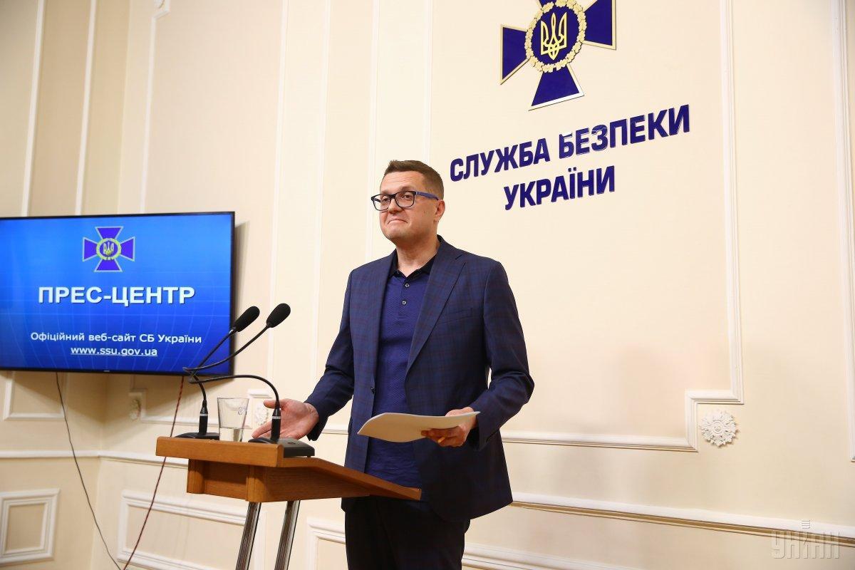 Іван Баканов займає керівну посаду в іспанській фірмі / фото УНІАН