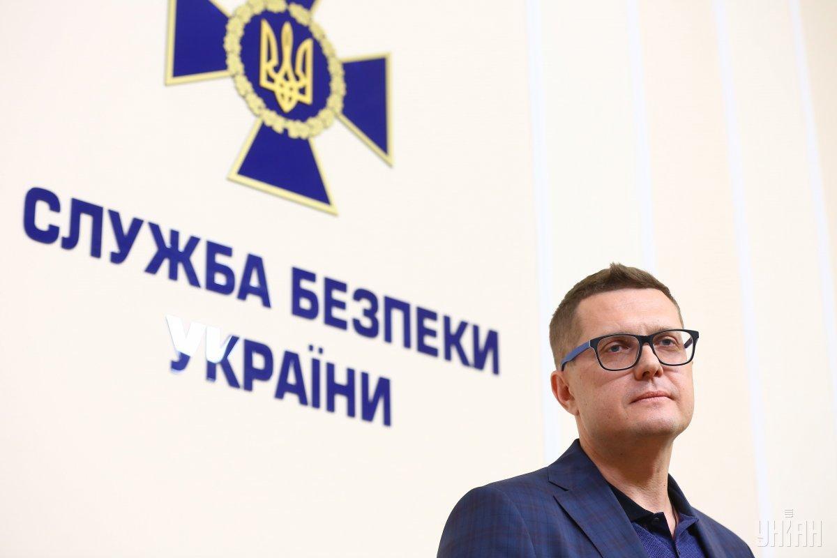 СБУ предлагает на заседании СНБО ввести санкции в отношении юридических лиц, которые вещают под логотипами «112 Украина» и NewsOne / фото УНИАН
