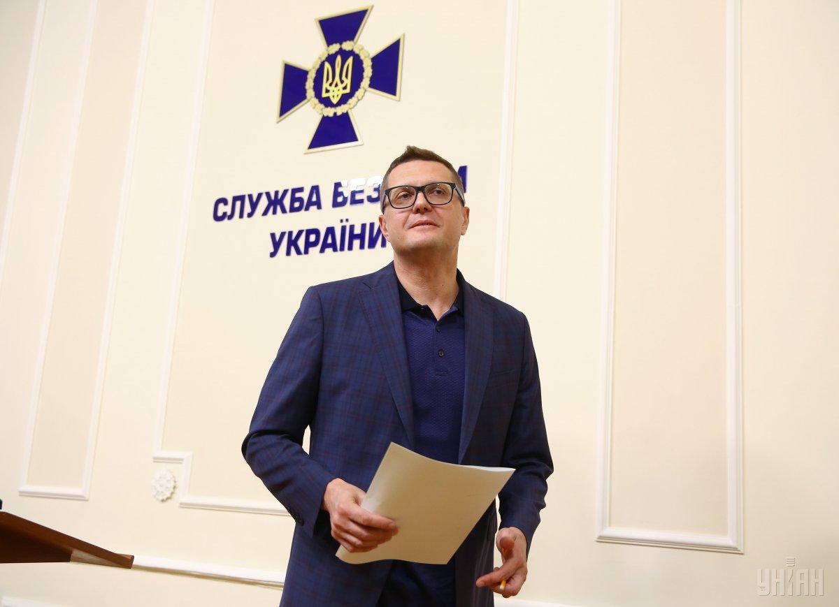 Іван Баканов / Фото УНІАН