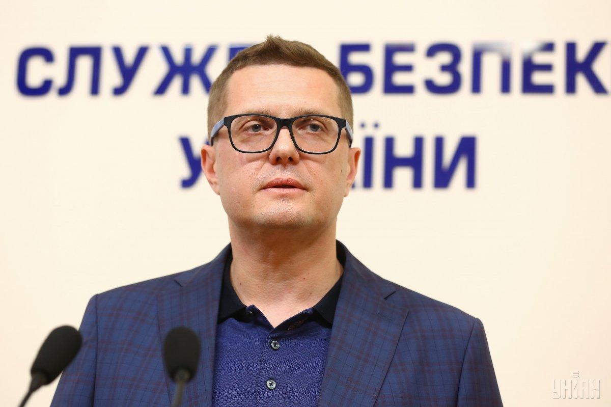 Баканов визнав, що СБУ має реформуватися і стати сучасною спецслужбою/ Фото УНІАН