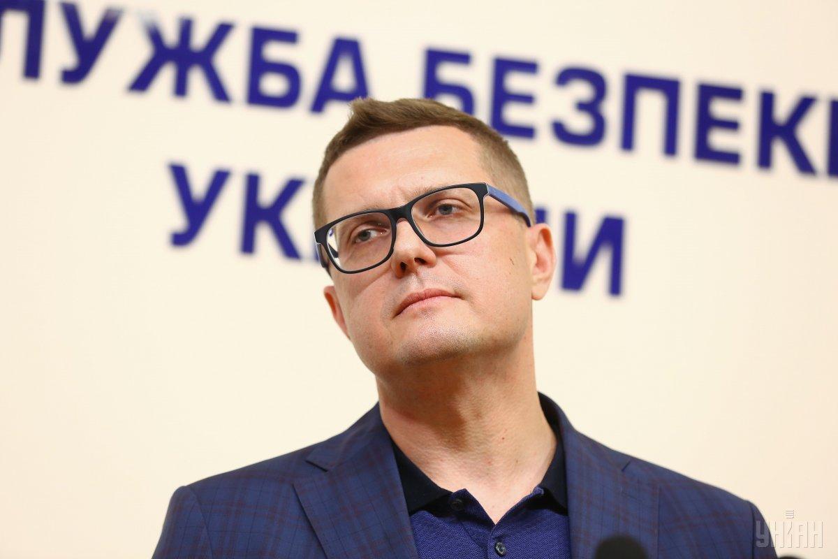 Баканов заявив, що СБУ не чинить тиск на журналістів/ фото УНІАН