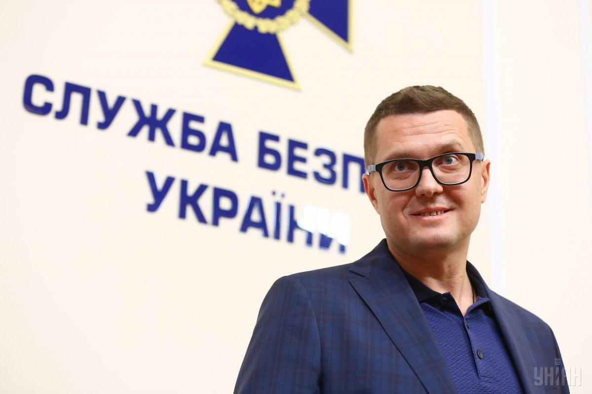 И.о. главы СБУ Баканов отреагировал на соответствующий запрос спикера Рады / фото УНИАН