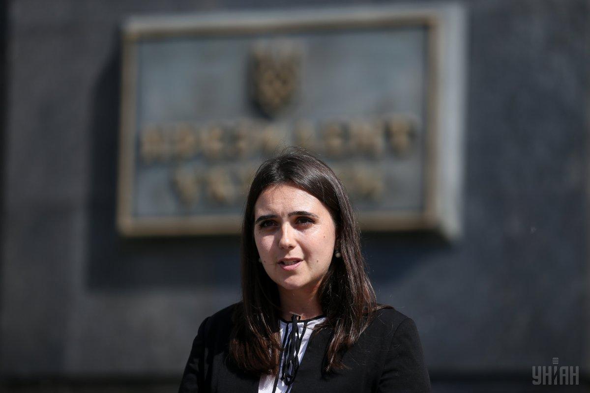 Юлия Мендель в 2019 году заработала 935 тыс. грн / фото УНИАН