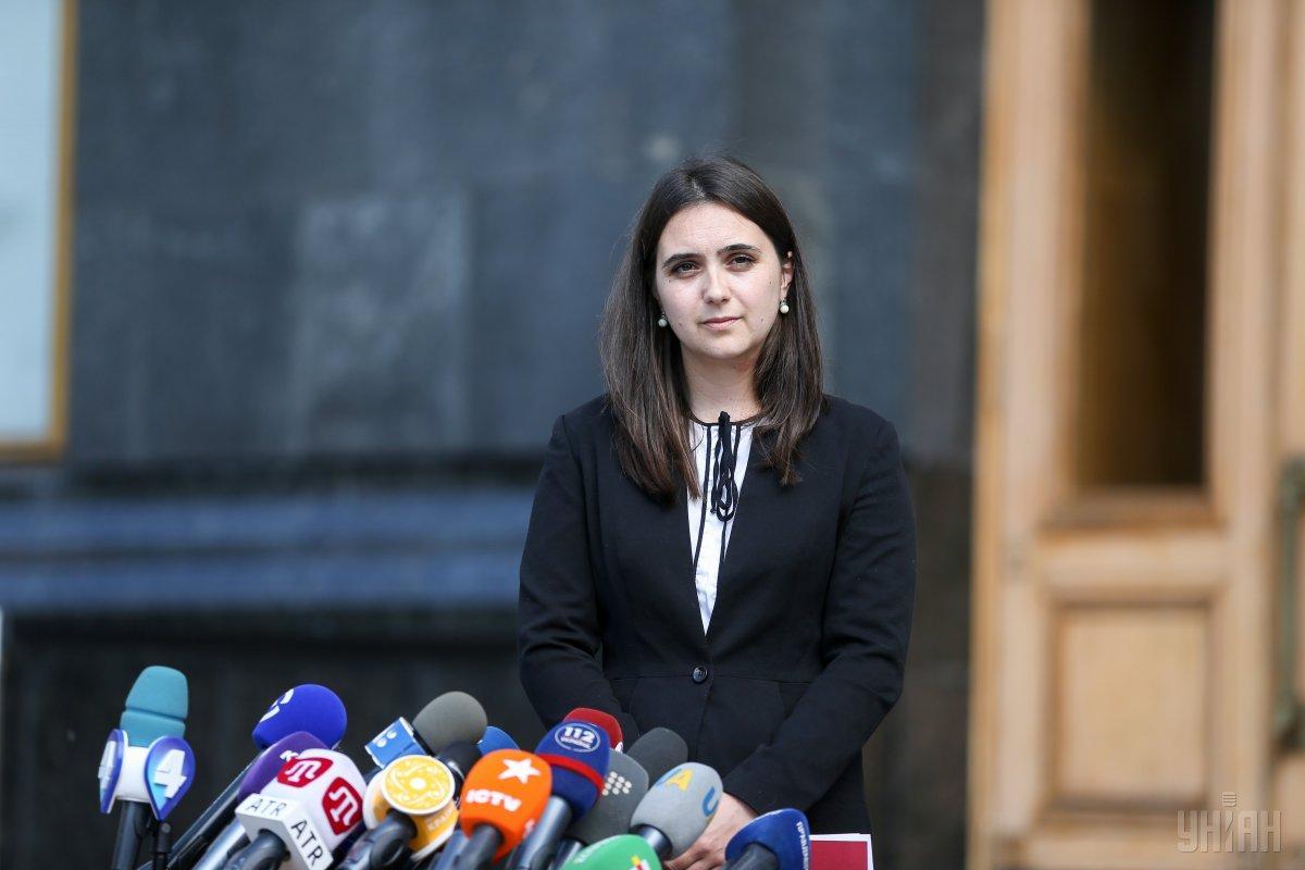 В Офисе президента назвали новую должность для Мендель / фото УНИАН