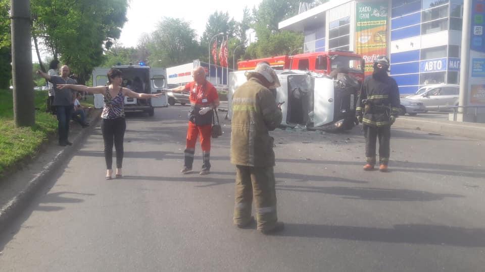 Состояние пострадавших уточняется/ фото: Юрий Сидоренко/Facebook
