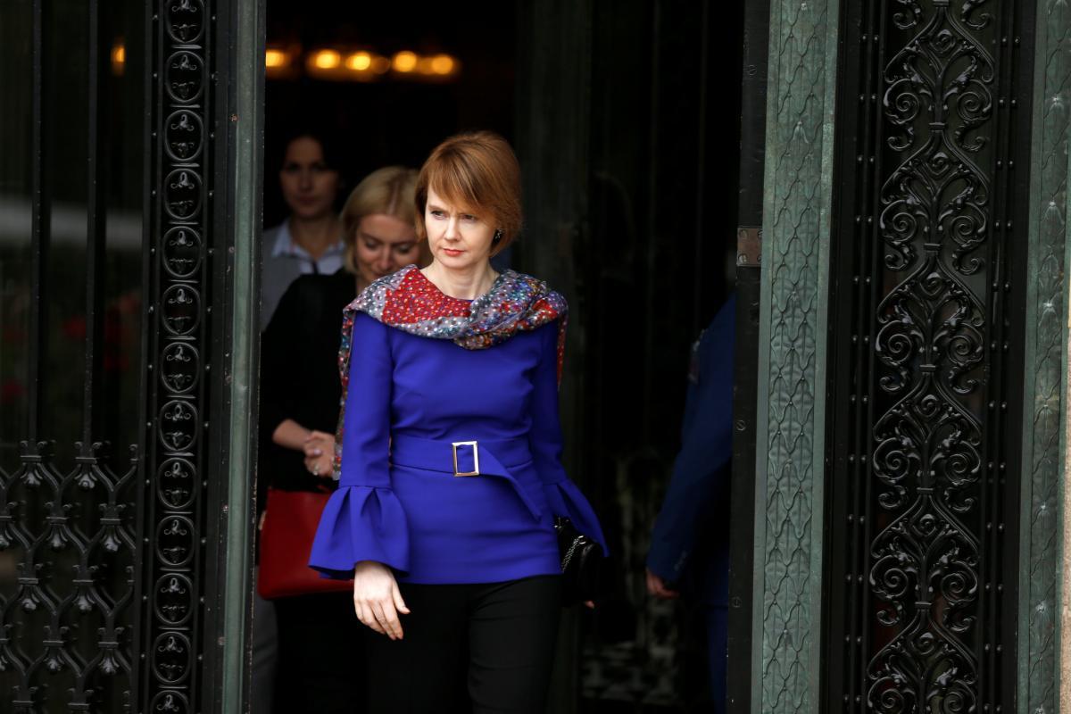 Елена Зеркаль / фото REUTERS