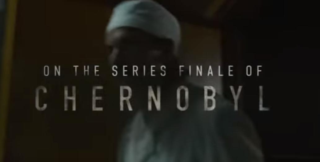"""Вышла финальная серия сериала """"Чернобыль"""" / Скриншот"""