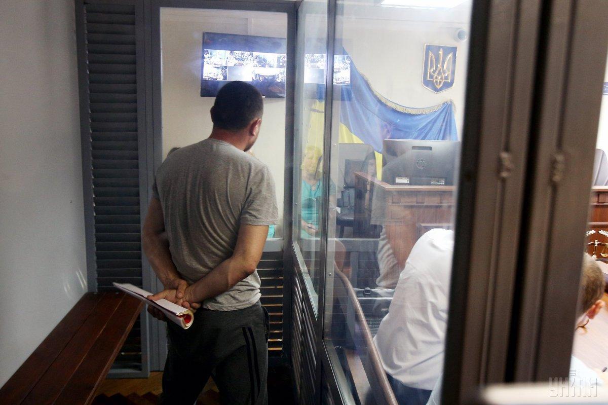 Адвокат Приходько заявил, что по ребенку стреляло третье лицо / Фото УНИАН