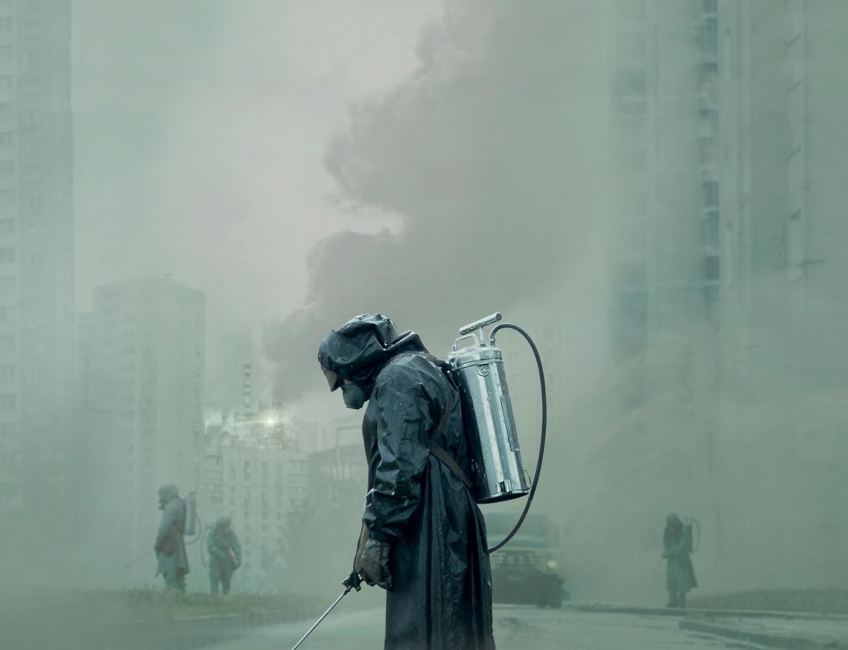"""После просмотра сериала """"Чернобыль"""" мужчина часто плакал"""