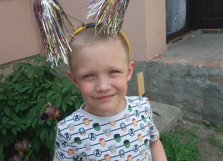 Мальчик умер в столичной больнице / фото Facebook Татьяна Тлявова