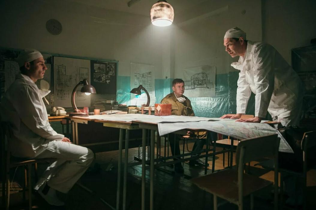 У Росії знімають свій серіал про Чорнобиль / Tjournal, НТВ