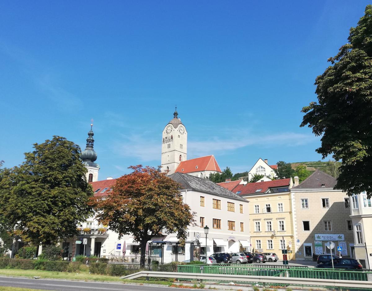 Студентське містечко Кремс-на-Дунаї в Нижній Австрії доволі демократичне / Фото Марина Григоренко