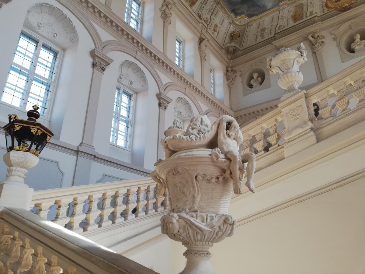 Палац-музей в Гьоттвейгу / Фото Марина Григоренко