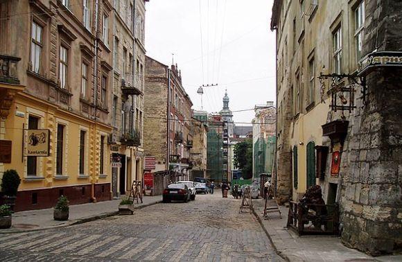 Во Львове снова можно кататься в экипажах \ Фото: wikiwand.com
