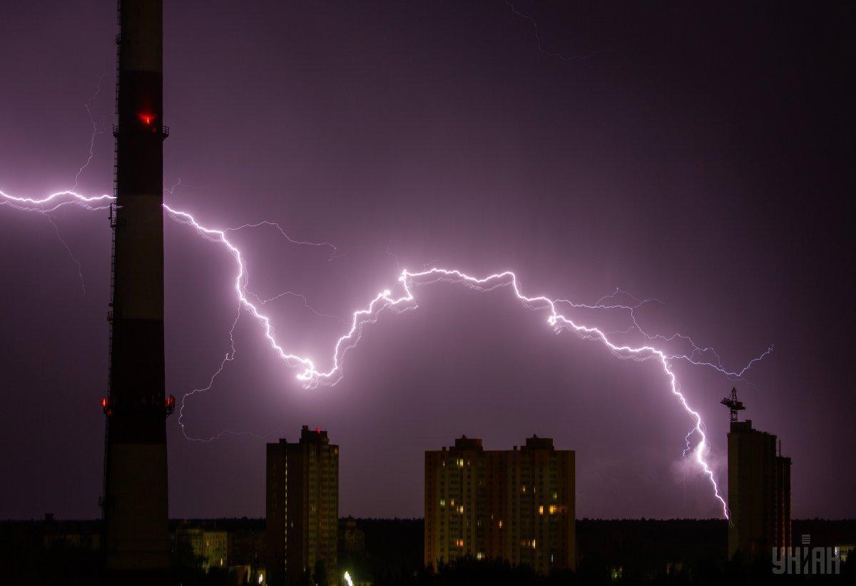 В Украине объявили штормовое предупреждение / УНИАН