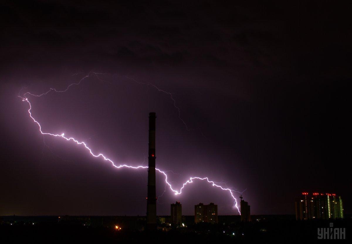 Непогода в Украине / фото УНИАН