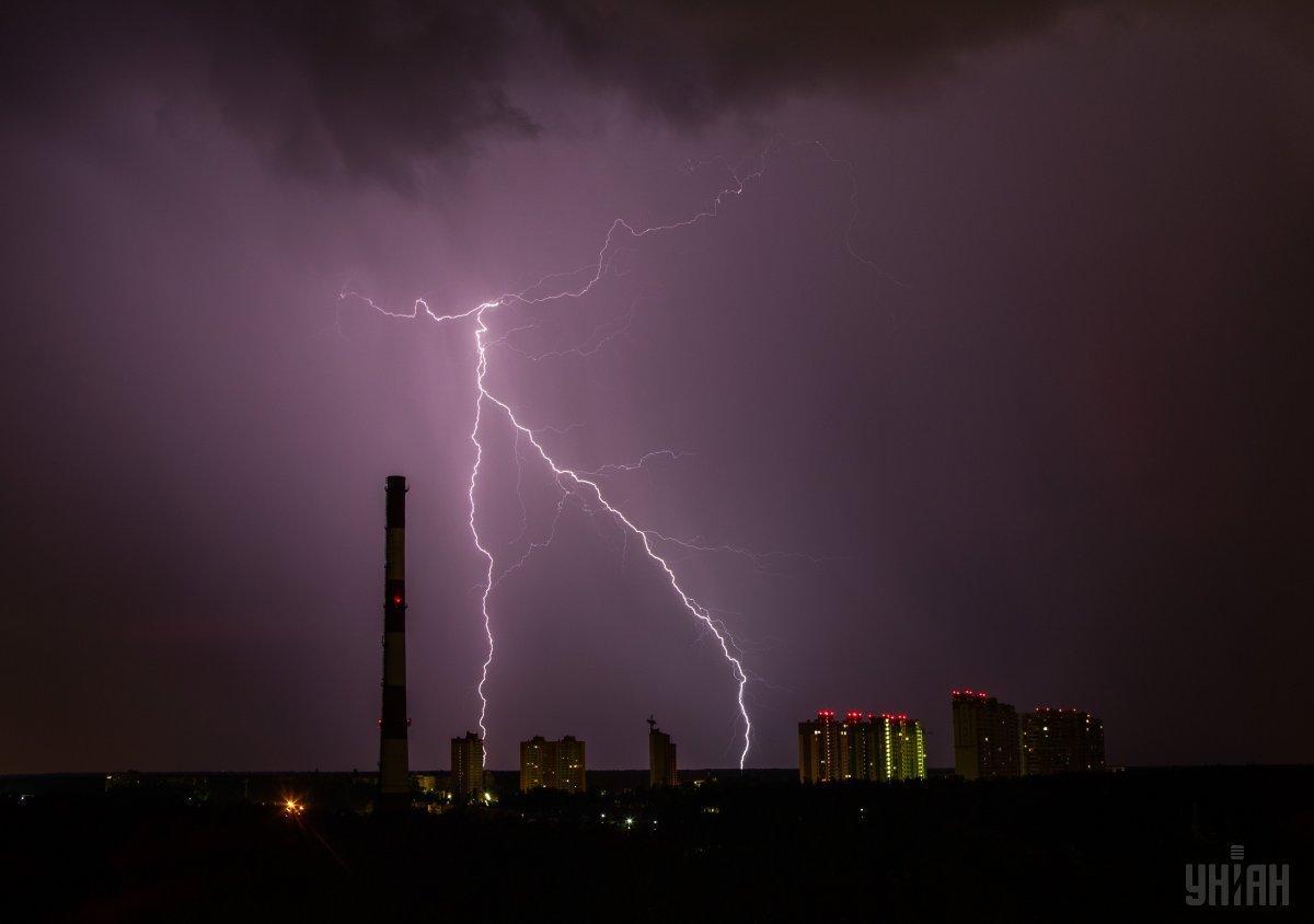 На Западе Украины объявили штормовое предупреждение / фото УНИАН