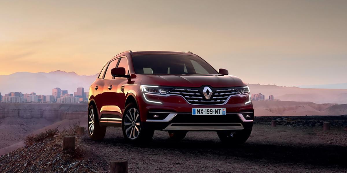 Автомобіль отримав злегка змінену зовнішність / фото Renault