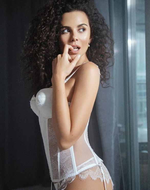 Каменских показала сексуальный кадр / фото instagram.com/kamenskux