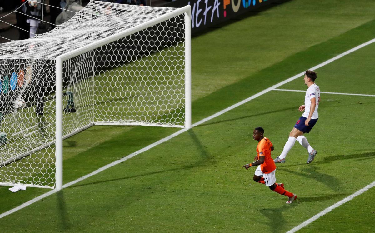 Нидерланды - Англия / фото: REUTERS