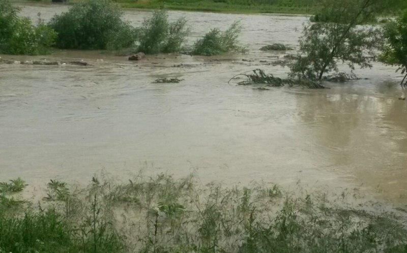 В Черновицкой области река вышла из берегов / storozhynets.info