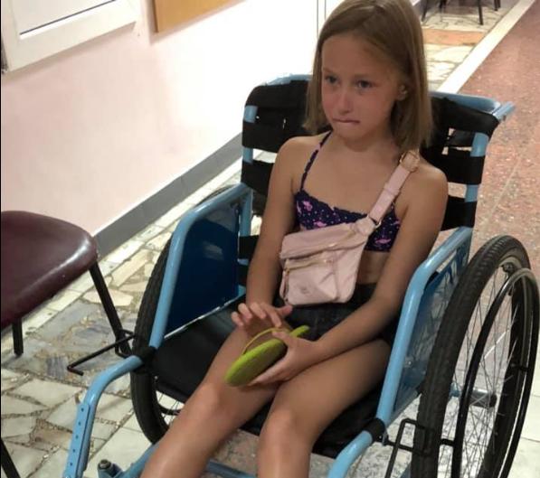 Под Киевом ребенок получил травму на аттракционах / фото facebook.com/zvyerkova