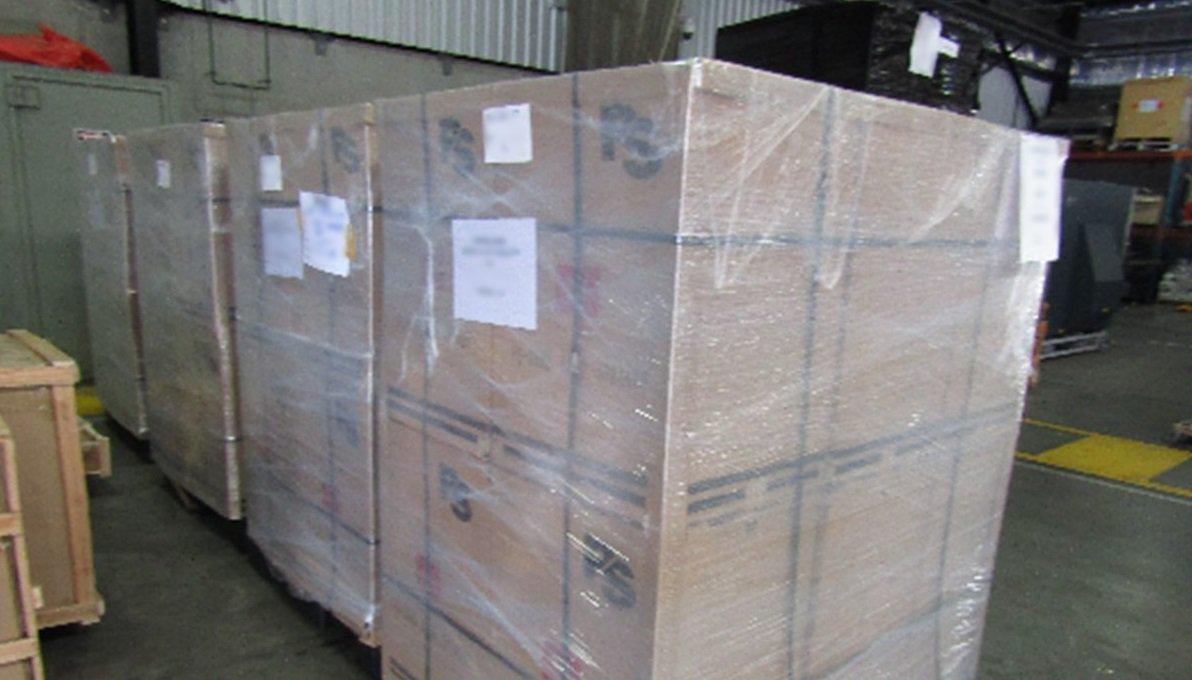 Груз наркотиков обнаружили во время рентгеновского обследования груза / фото afp.gov.au