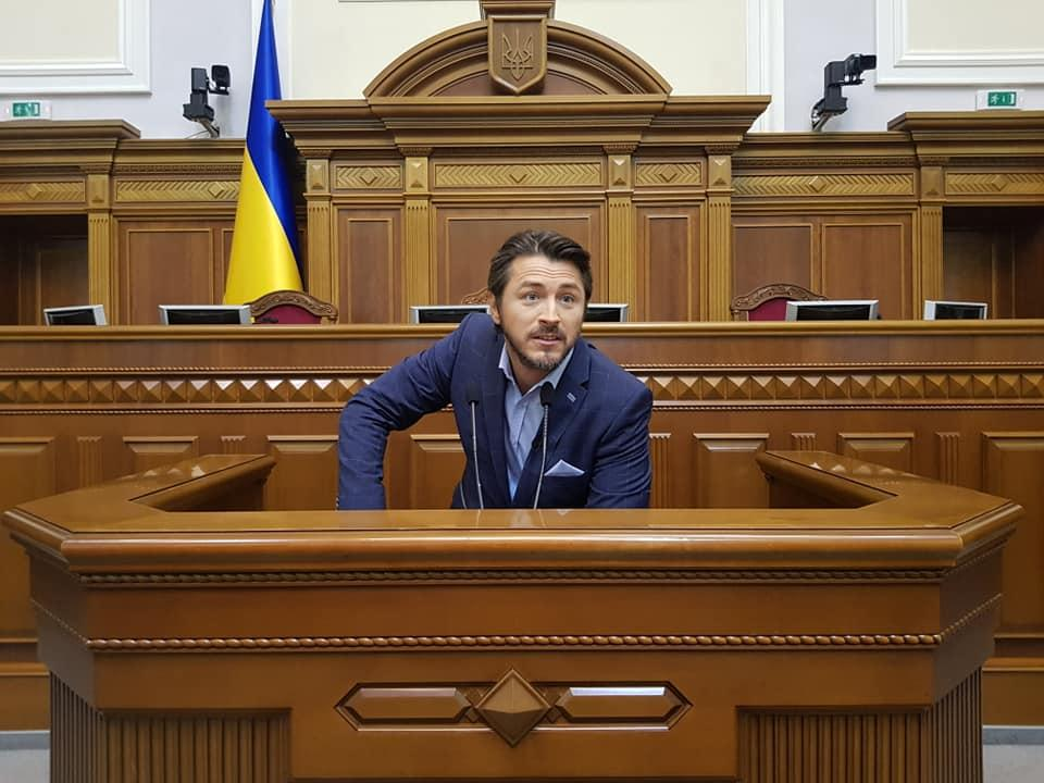 7 червня Сергій Притула заявив про вихід з партії «Голос» / facebook.com/serhiyprytula/