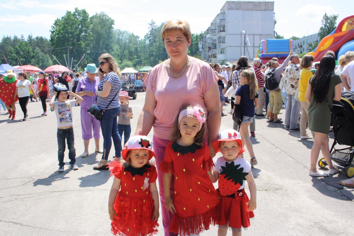 Для детей проводятся разнообразные конкурсы / фото УНИАН