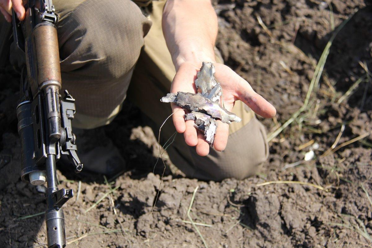 Проросійські бойовики обстрілюють позиції ЗСУ забороненими мінометами й артилерією / Фото: facebook.com/pressjfo.news