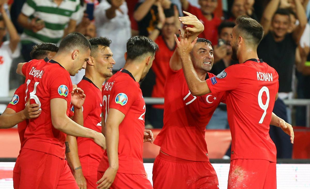 Збірна Турци / REUTERS