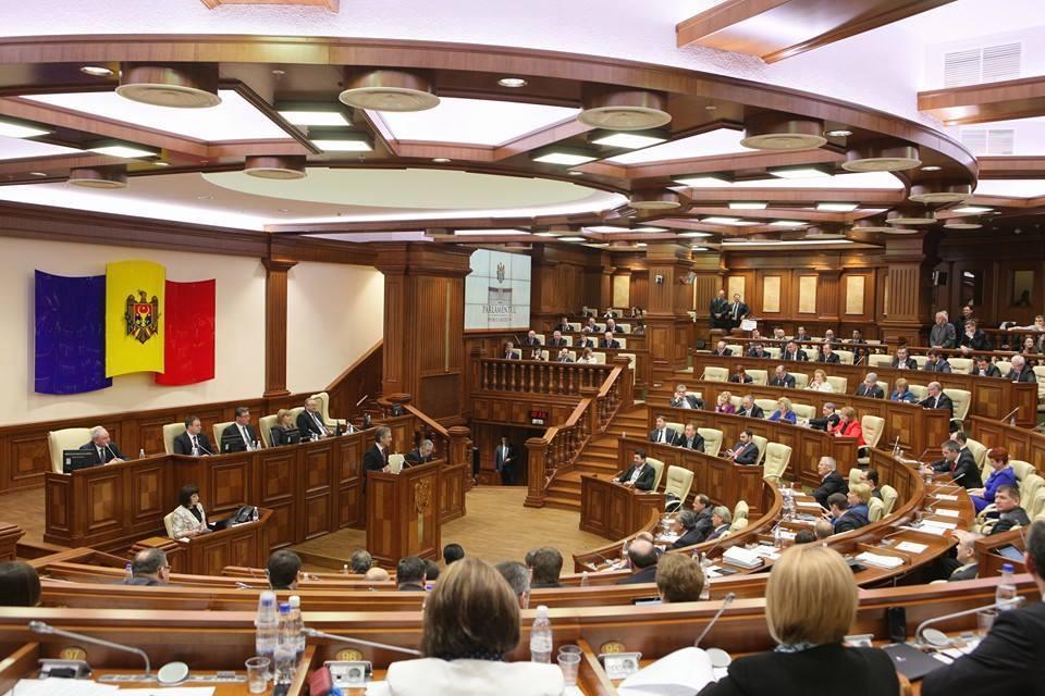 В Молдове«работает» два правительства / фото пресс-службыправительства Молдовы
